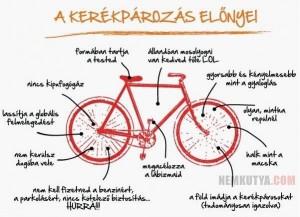 akerékpározáselőnyeivicces