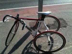 Cervelo tricikli